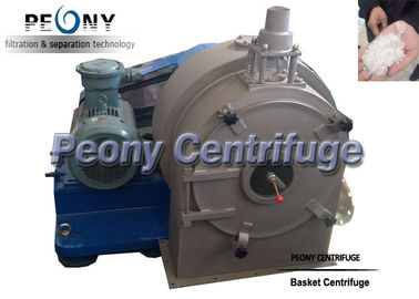 China Automatic Separation Chemical Centrifuge/ / Single Stage Pusher Centrifuge For Blue Copperas Dehydration distributor