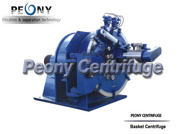 China 2 Phase Food Starch Separator , Dewatering Scraper Centrifuge distributor
