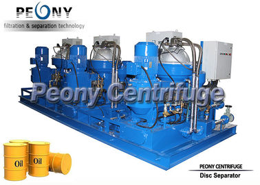 HFO Booster And Treatment Skids Power Plant Equipments 1~20mw