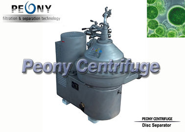 China 50000LPH Automatic Disc Stack Food Centrifuge for Algae Concentration distributor