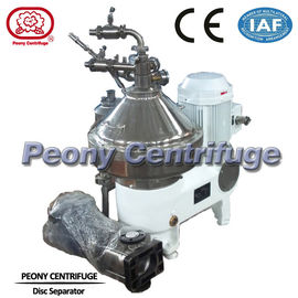 Large Capacity Separator - Centrifuge For Oil Water / Vegetable / Food