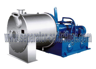 China Automatic Continuous Stainless Steel Salt Centrifuge Machine for Salt Refining Plant distributor