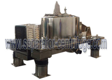 China Manual Top Discharge Basket Centrifuge For Solid-liquid Separation And Chemical distributor