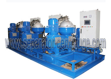 China Automatic Continuous Power Plant Equipments HFO Centrifuge Separator distributor