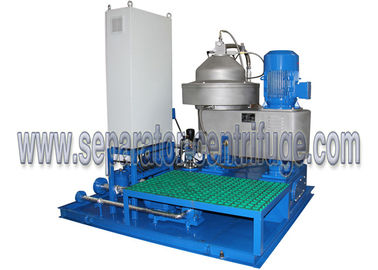 China HFO Power Plant Light Fuel Oil Handling System / Centrifugal Booster Treatment Module CE distributor