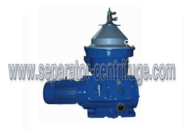 China Automatic Discharging 3 Phase Centrifuge Oil Water Separator Disc Centrifuge factory