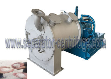 China One Stage Pusher Chemical Centrifuge For Copper Sulfate Dehydration Machine factory
