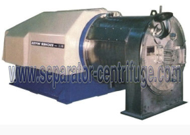 China Two Stage Pusher Centrifuge For Sea Salt Dewatering And Mineral Salt distributor