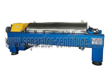 China Automatic Continuous Horizontal  Decanter Centrifuge used in Kaolin application factory