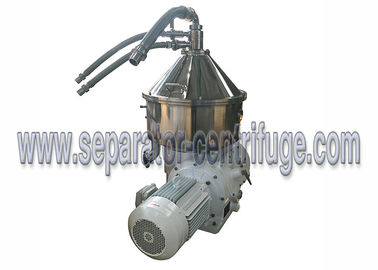 China High Efficiency Skim Centrifuge 3 Phase Industrial Centrifuge Milk Cream Separator distributor