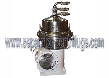 China Disc Bowl 3 Phase Centrifuge Machine For Milk Degrease Separator distributor