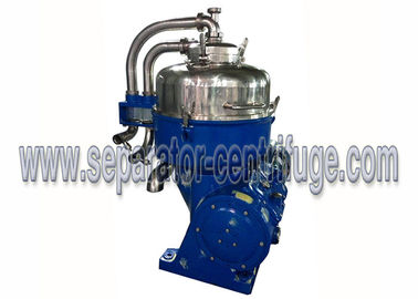 China Disc Nozzle Starch Separator / Stainless Steel High Speed Centrifuge factory