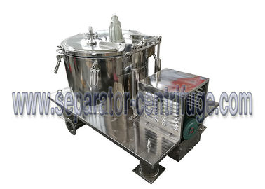 China Hermetic Closure Type Plate Top Discharge GMP centrifuge / Pharmaceutical Centrifuge , Explosion - Proof factory