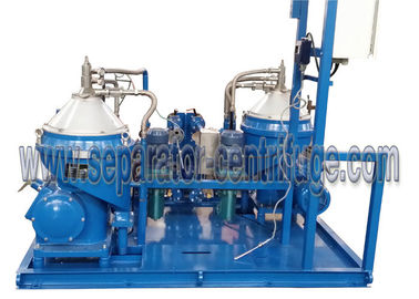 China Automatic continuous land used LO DO Treatment System used in Power Plant Equipments Process distributor