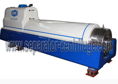 China Automatic Solid - Liquid Decanter Centrifuge used in calcium hypochlorite project factory