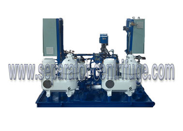 China 4000 LPH Automatic Marine Oil Purifier Disc Stack Centrifuges Separator factory