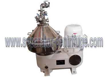 High Speed Centrifugal Oil Separator Compressor for Coconut Oil , Westfalia Structure