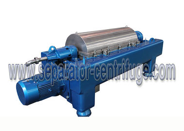 China Integral Continuous Solid - Liquid Separation Oilfield Decantering Centrifuge / Drilling Mud Centrifuge factory