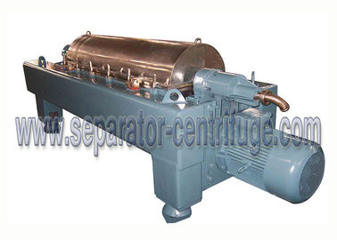 Solid Control Horizontal Structure Drilling Mud Centrifuge with Large Volume