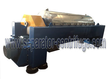 China Horizontal Automatic Continuous Oilfield Drilling Mud Centrifuge distributor