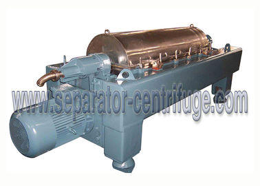 China Planetary Gearbox Automatic Control Drilling Mud Centrifuge with Solid Bowl factory