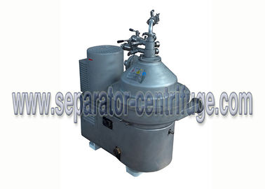 China Solid Separation Oil Centrifugal Machine / Module Type HFO Separator Used for Power Station factory