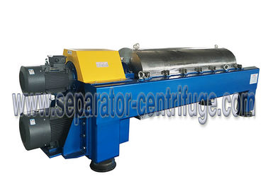China Full Automatic 3 Phase Centrifuge Decanter for Fish Meat / Fish Oil Separation distributor
