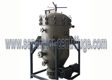 China Widely Used Automatic Pressure Leaf Filter for Liquid - Solid Separation factory