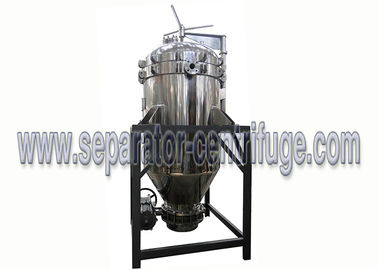 China PNYB Series Hot Sell Vertical Type Pressure Leaf Filter for Different Purposes distributor