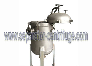 China Good Quality different Filter Areas PDL Series Bag Filter Pressure Leaf Filter distributor