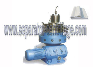 China Disc Stack Centrifuges Popular Model PD\SLA-400 / 600 Latex Disc Separator distributor