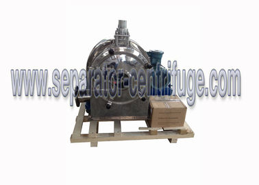 China Screw Discharge PWC Chemical Centrifuge Worm Centrifuge for Fumaric Acid distributor