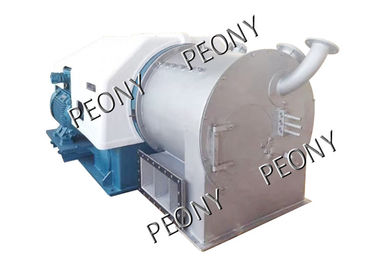 China Large Capacity Pusher Decanter Centrifuge For Sea Salt / Chemical Salt Dewatering factory