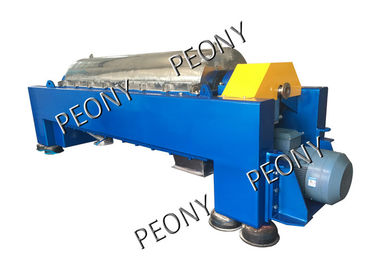 China PDC Automation Decanter Centrifuges Equipment For Sludge Dewatering factory