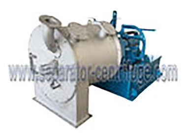 China ESCHER WYSS 2 Stage Pusher Centrifuge Salt Making Machine From Seawater factory