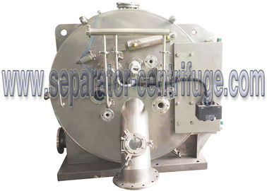 China Large Capacity Automatic Siphon Peeler Centrifuge For Starch Processing factory