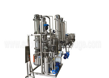 China Industrial CBD Extraction Equipment / Subzero Ethanol Extraction Machine distributor