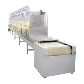 China Peony Automatic Industrial Conveyor Belt Dryer Equipment / Herbal Plant Dryer distributor