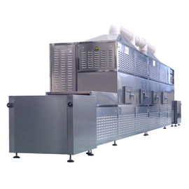 China Continuous Hot Air Circulation Leaf Drying Machine / Hemp Drying Machine Automatic factory