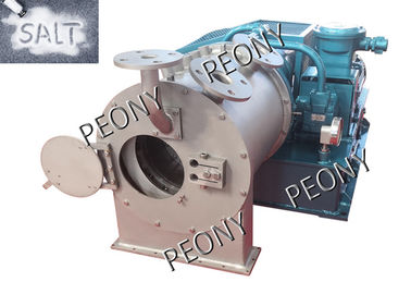 China Marine Salt Dewatering Pusher Centrifuge Machine / Salt Dehydrator High Performance factory