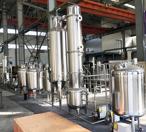 China Low Temperature Hemp Extraction Machine With Whole System For CBD Oil Extraction factory