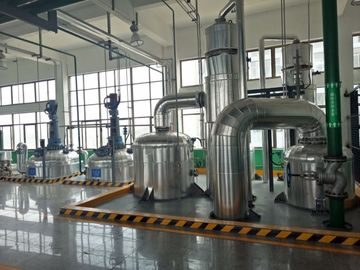 China Liquid Application MVR System For Sodium Chloride Vacuum Distillation Evaporator factory