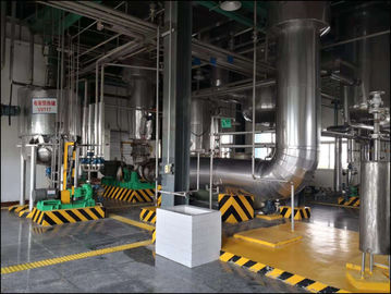 China MVR Falling Film Vacuum Evaporation System For Seawater Salt Industry And Soda Industry distributor