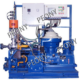 China Continuous Heavy Fuel Oil Purifier For Marine / Marine Oil Centrifuge Separator factory