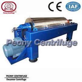 Designed Anti-Corrosion 3 Phase Decanter Centrifuge, Effective Waste Oil Filter Machine