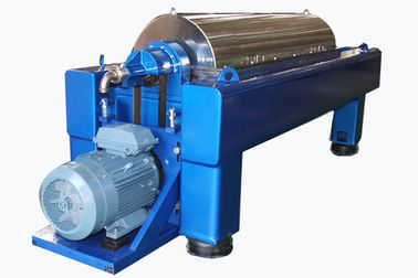 Industrial Scale Horizontal Separator - Centrifuge for Wastewater Dewatering