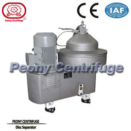 Variable Discharge Centrifugal Oil Separator Oil Purifier Centrifuge 14000LPH