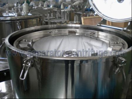 Stainless Steel Extraction Machine Pharmaceutical Ppbl