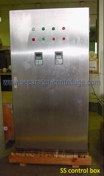 Pharmaceutical Decanter Centrifuges
