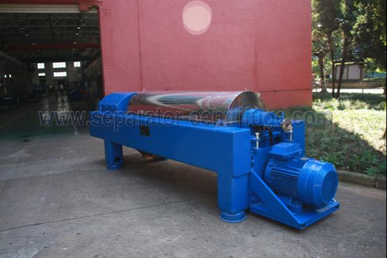 Integral Solid - Liquid Separation Oilfield Drilling Mud Centrifuge